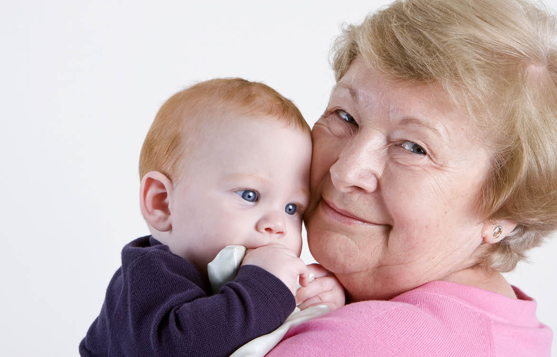 Paul Walker Photography Grandma